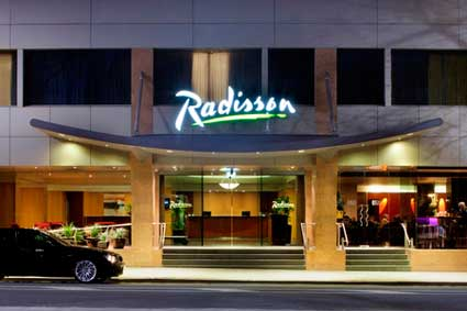 Airtek completeted Energy Management Services for Radisson Hotel in Melbourne