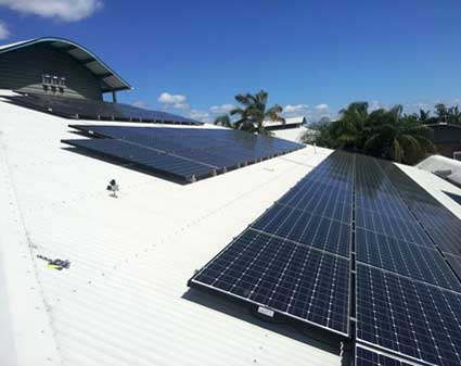 Airtek provided equipment to enable Solar Panel Validation